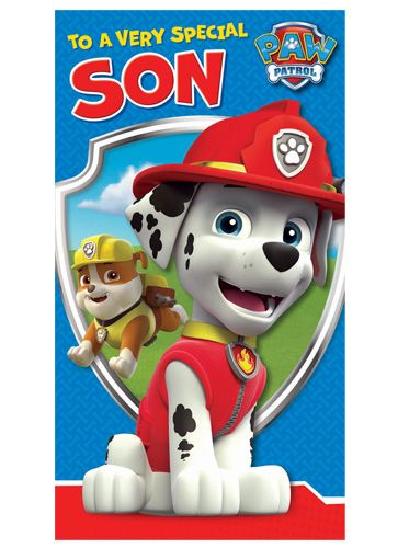 New Paw Patrol Card Range now available with free uk delivery at http://bit.ly/PawPatrolCards