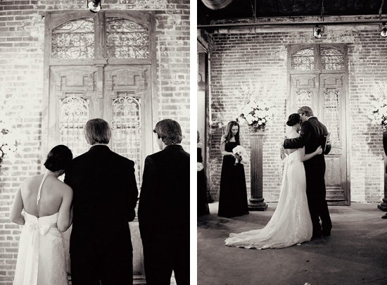 This wedding was in a warehouse. Unique idea!: Warehouses Wedding, Doors Ideas, Wareh Wedding, Unique Ideas, Warehouse Wedding