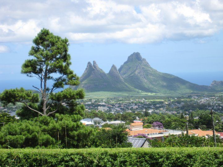 Mauritius Mountains - Port Louis, Port Louis #travelnewhorizons