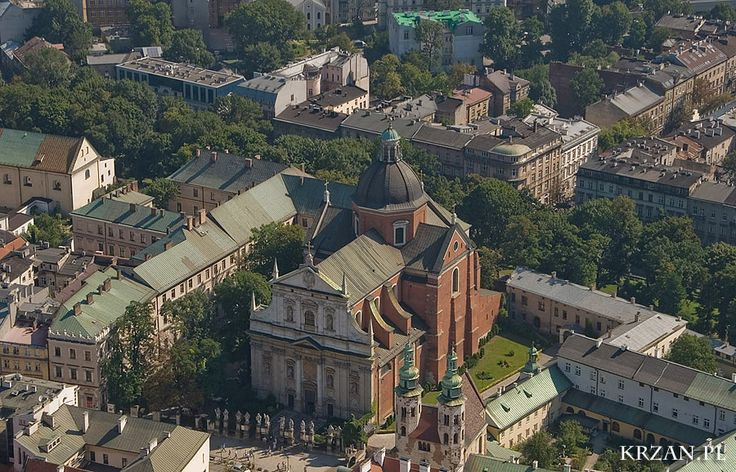 Kościół św.Piotra i św.Pawła w Krakowie