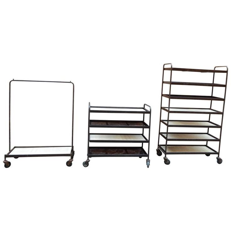Industrial furniture, Bookcases, Shelves and Hangers