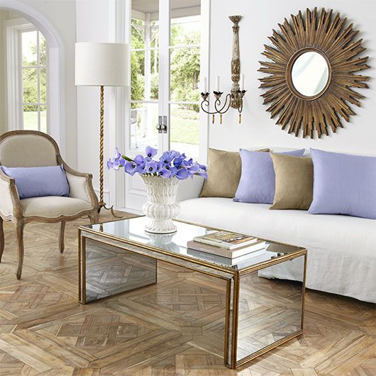 love the lavender living room accents perfect combination of colors