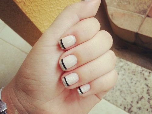 Best 20+ Cute easy nails ideas on Pinterest   Cute easy nail ...