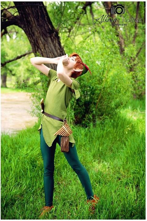 I Won't Grow Up by PuppetsFall.deviantart.com on @DeviantArt - Peter Pan