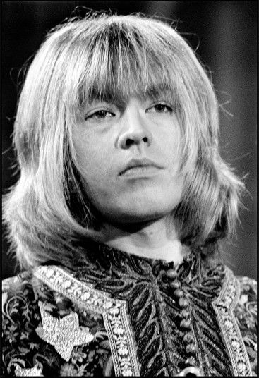 Brian Jones, the original leader of the Rolling Stones Picture: MICHAEL RANDOLPH