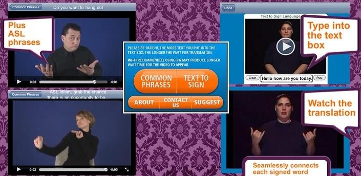 ASL Translator  I want!!!