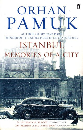 Istanbul: Memories and the City: Orhan Pamuk: 9781400033881: Amazon.com: Books