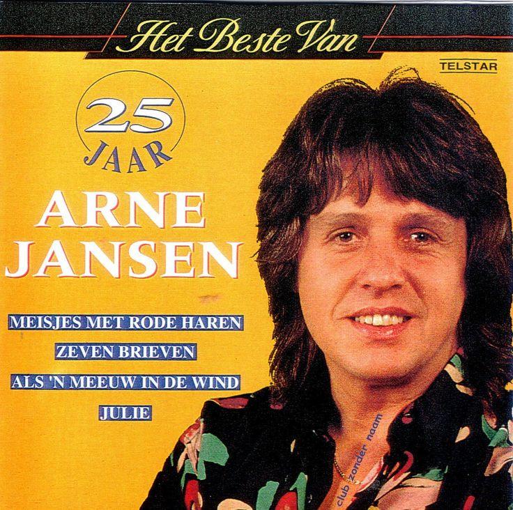 Arne Jansen - Als een meeuw in de wind - Piraten Hits - Piratenhits