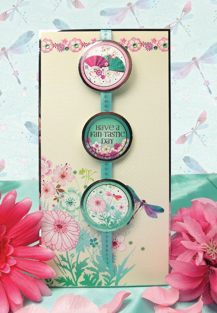 Dragonfly Dance | Hunkydory Crafts