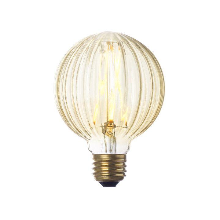 Metropolitan Antique Glass Led Vintage Edison Bulb E26 Bulb