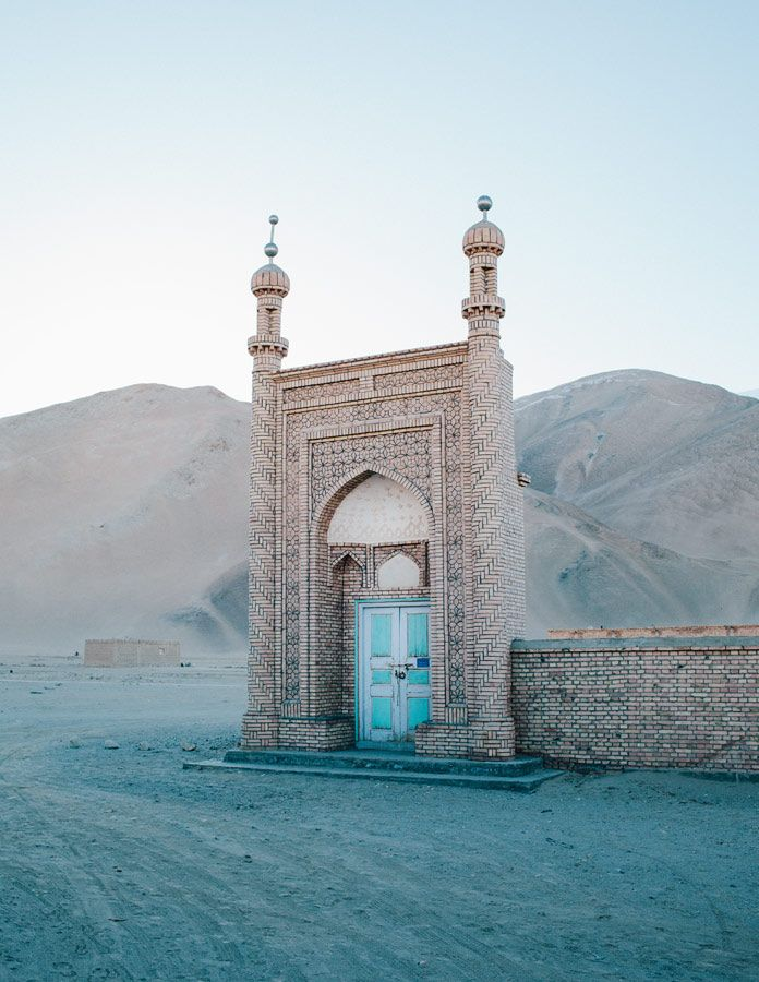 Kashgar of XinJiang province, China. By Grant Harder for enRoute magazine