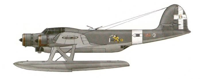 """CRDA Cant. Z.506B """"Airone"""""""