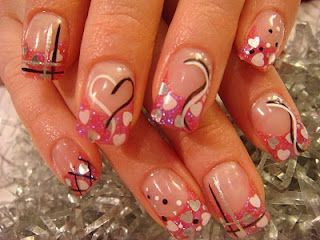 or this for valentine's! I think i like these more.