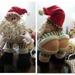 Papá Noel gracioso