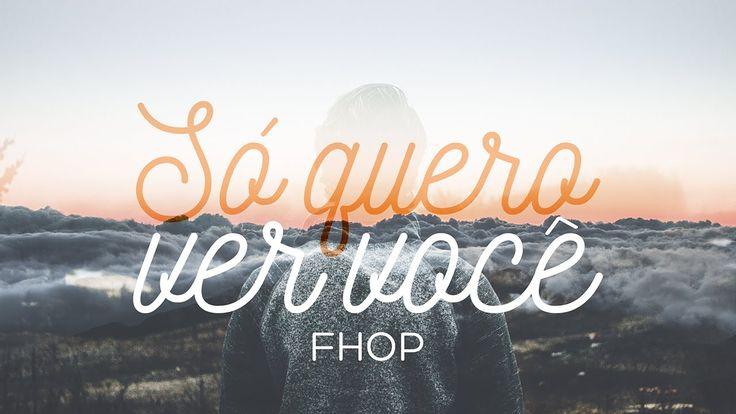 Só Quero Ver Você - Filipe Hitzschky e Laura Souguellis (FHOP)