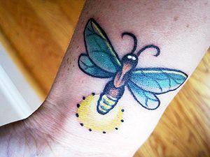 Firefly Tattoo  Animal Tattoos