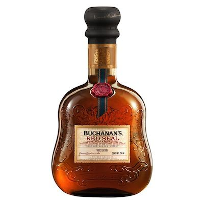 Buchanan's Red Seal Blended Whisky (750mL)  Shop Scotch Whisky   ForWhiskeyLovers.com