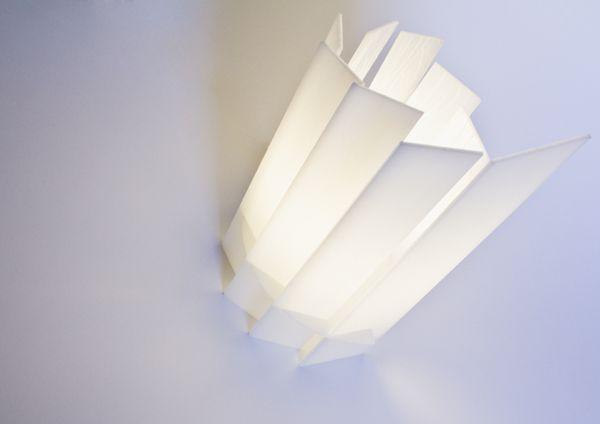 Ye-Mai Lamp by Marianna Milione, via Behance