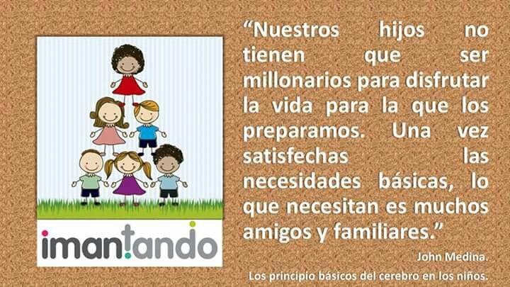 #FelizMiércoles. Acerca de las necesidades de los #niños: