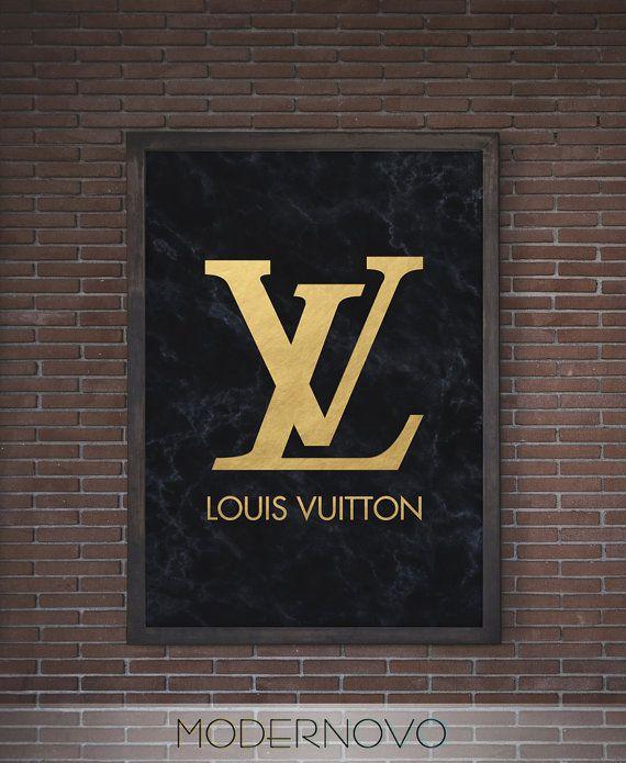 Louis Vuitton-Logo Louis Vuitton Symbol Louis von MODERNOVO