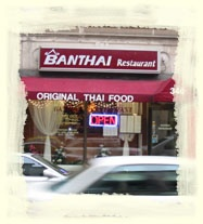 Ban Thai Restaurant, Baltimore