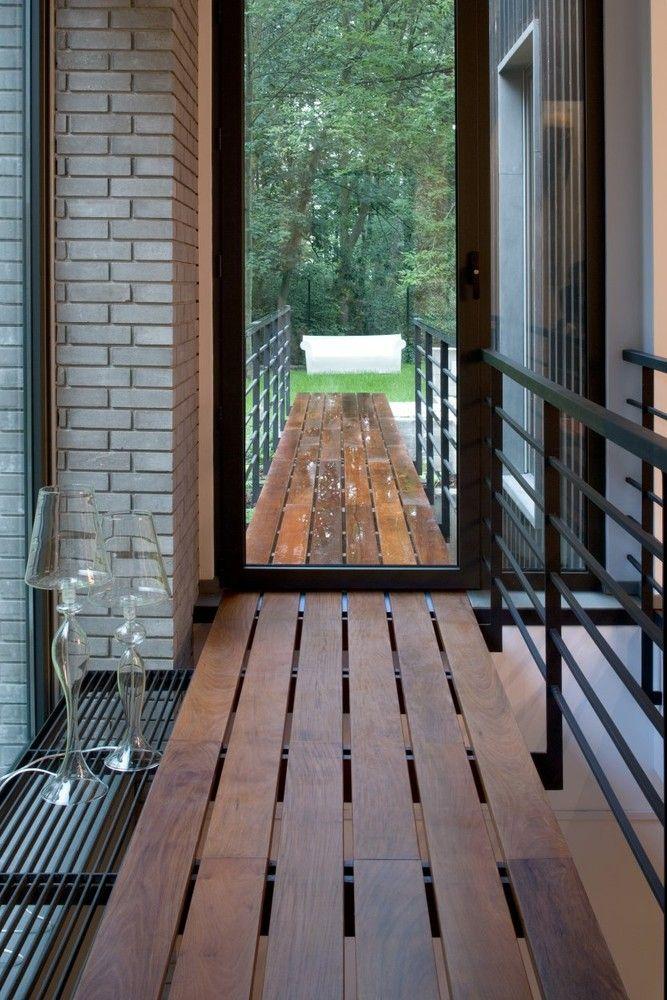 Gallery Of Open Air Sculpture Mra 9 3 Pinterest House - Open-air-sculpture-residence-by-marek-rytych-architekt