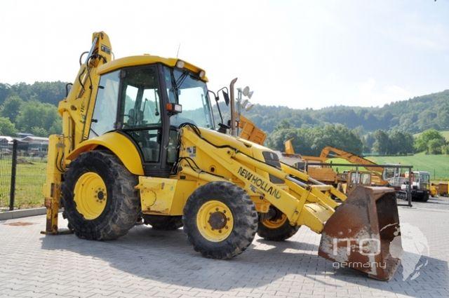 Retroexcavadora New  Holland LB110 Excavadora usada Excavator Backhoe Loader JCB #Retroexcavadora #Retroexcavadora_ruedas #New_Holland #LB110 #New_Holland_LB110 #Maquinaria_construccion #JCB