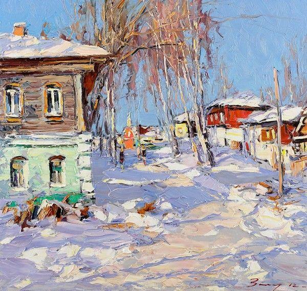 работы Андрея Захарова – 10