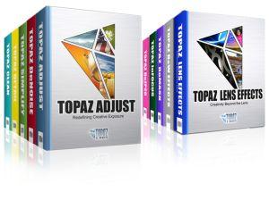 Win a Topaz Bundle on FB or Twitter!