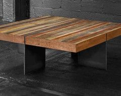 Alec Coffee Table eclectic-coffee-tables