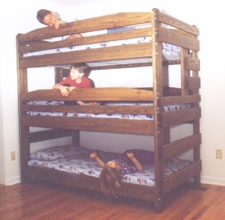 Free Trundle Bunk Bed Plans Woodworking Projects Amp Plans