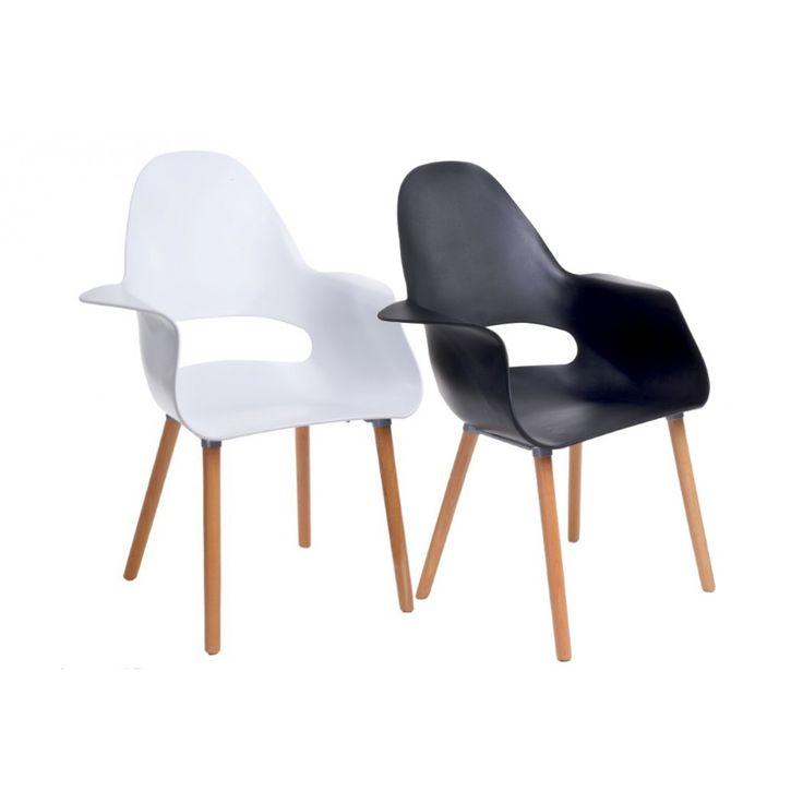 Krzesła do salonu i pokoju Krzesło A-Shape PP Dkwadrat | Meble do domu i ogrodu