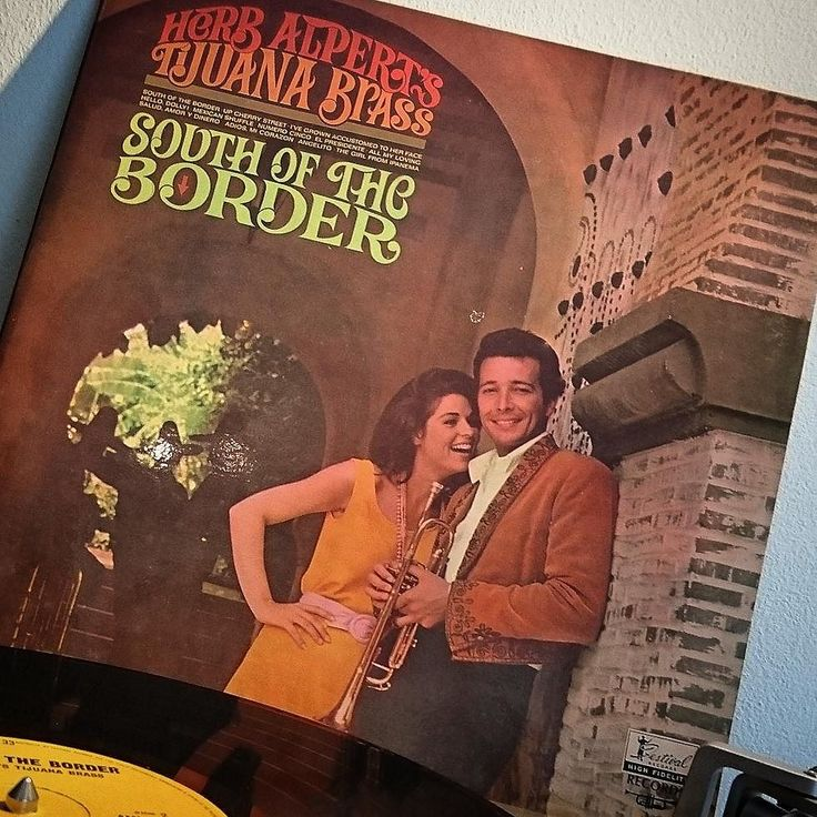 HERB ALPERT & THE TIJUANA BRASS South of the border (1964) Original vinyl  2nd clean vinyl and another memory from #dadsvinyl growing up.  #herbalpert #tijuanabrass #southoftheborder #nowspinning #records #vinyl #vinylrecord #recordcollector #vinylcollector #vinyladdict #vinylcollectionpost #cratedigging #recordcollection #vinyligclub #vinylcollection #vinyljunkie #record by blakdog