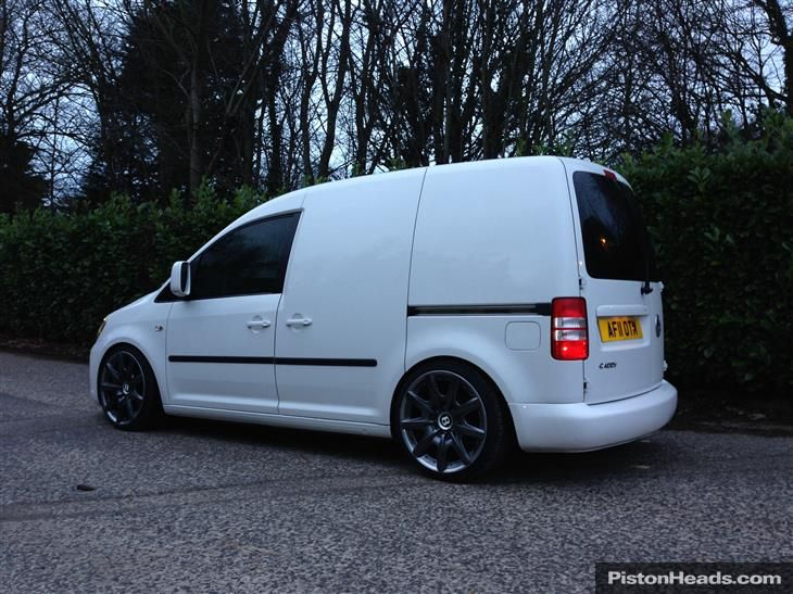 Used Volkswagen Caddy cars for sale with PistonHeads