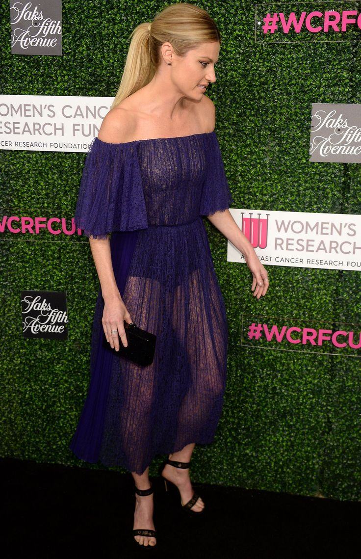 Erin Andrews  #ErinAndrews Womens Cancer Research Fund Hosts An Unforgettable Evening in LA 16/02/2017 Celebstills E Erin Andrews