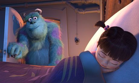 boo monsters inc | Sully and Boo, Monsters Inc