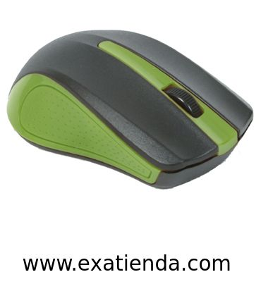 Ya disponible Rat?n omega USB verde 1000 dpi   (por sólo 9.89 € IVA incluído):   - Raton Optico ergonomico con resolucion 1000dpicon sensor de alta precision, diseño simetrico, apto para zurdos y diestros.  - Caracteristicas: - Resolucion: 1000dpi reales: alta precision sin necesidad de alfombrilla - Longitud Cable: 125cm - Botones de alta durabilidad - con vida de millones de clicks  - 3 botones + rueda desplazamiento - Longitud Cable: 1,25 m - Resolucion: 1000 dpi real