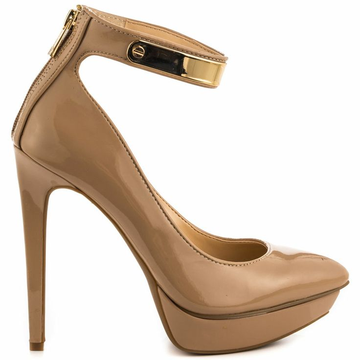 Voilla - Nude Patent Jessica Simpson $114.99