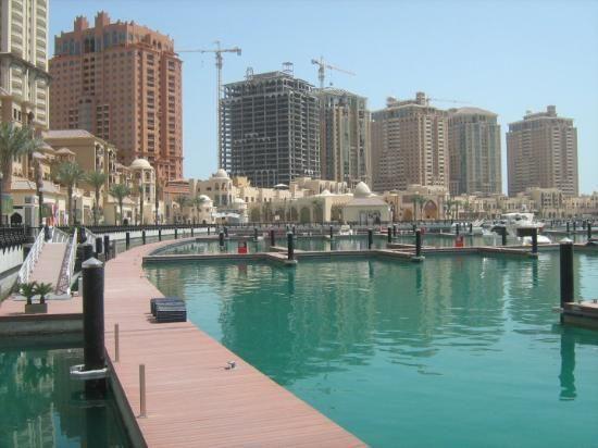 Doha, Katar – fénykép