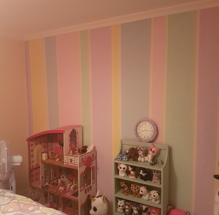 Best 25+ Striped painted walls ideas only on Pinterest ...