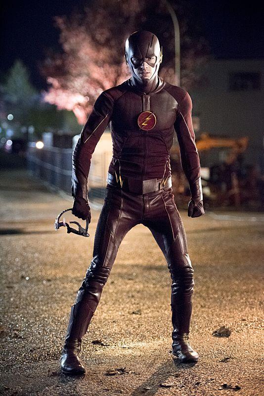 BuddyTV Slideshow | 'The Flash' Season 1 Finale Photos: The Final Fight
