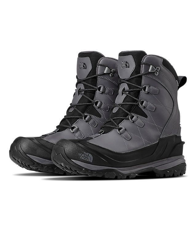 north face men's thermoball boot zipper