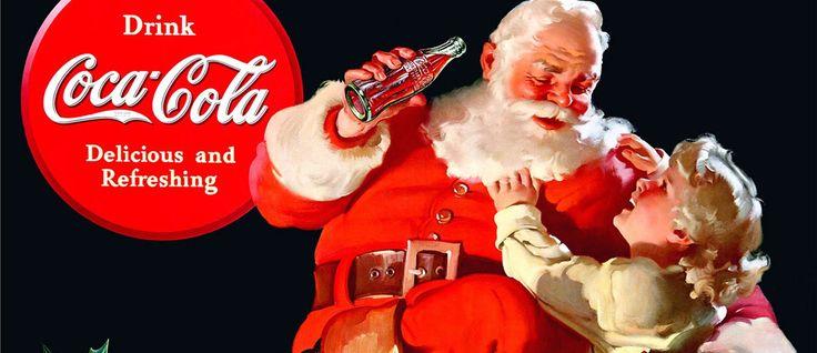 150+ Publicidades en la Historia de Coca-Cola