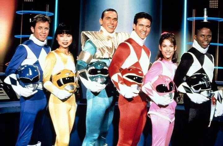Maratona insana transmite todos os 831 episódios de Power Rangers