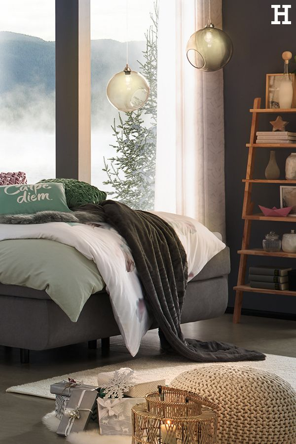 Carpe Diem | Schlafzimmer// Einrichtung, Ideen | Home Decor, Bed und ...