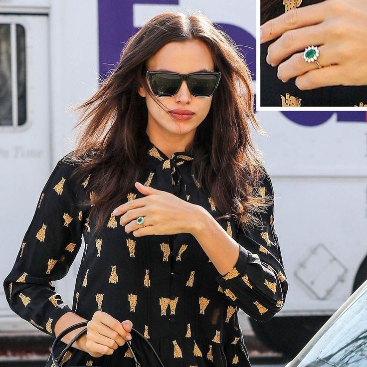 Are Bradley Cooper and Irina Shayk Engaged? Model Flaunts Flashy Ring on That Finger