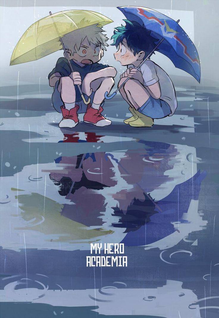 Boku no Hero Academia | Izuku Midorya & Katsuki Bakugou