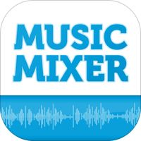 DJ Music Mixer by Malibu by ABSOLUT VODKA