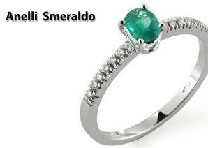 Anelli Smeraldo