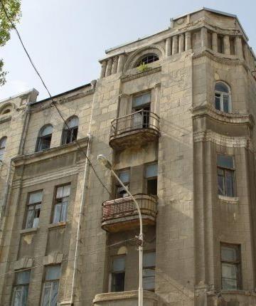 Доходный дом Н.Н.Аджемова.